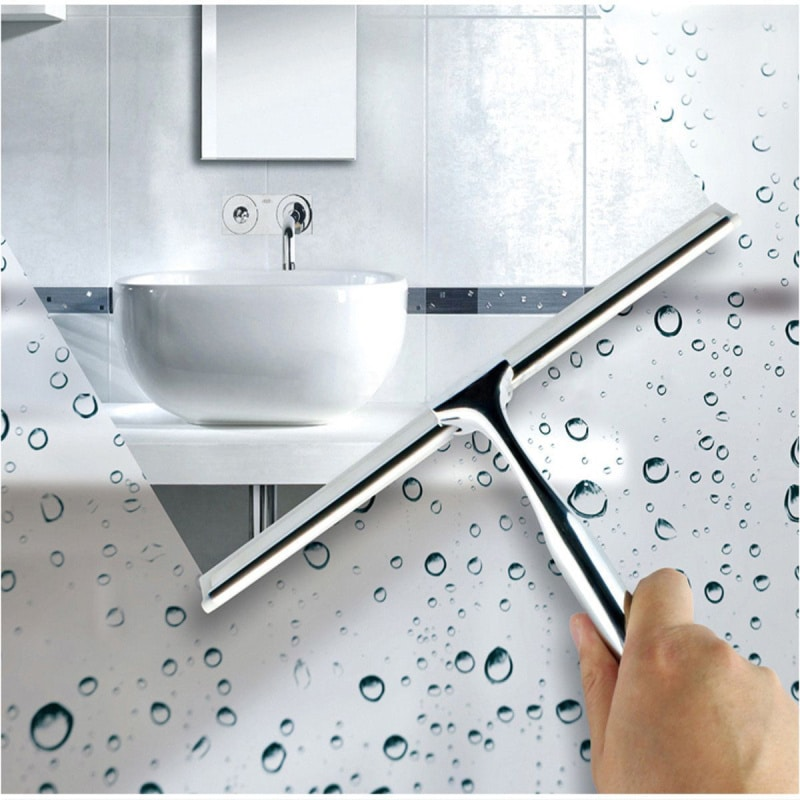Crystal Clear Glass Cleaning Bathroom, Home, Commercial Services In  Portland Or Area