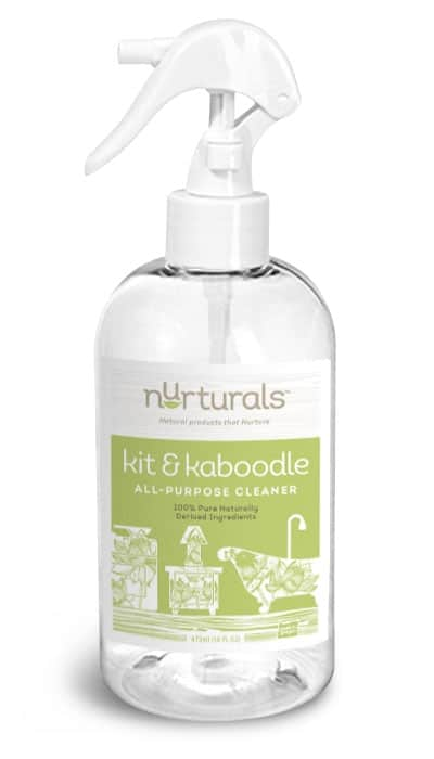 Non toxic eco friendly all purpose cleaner made by My Nurturals in Portland OR