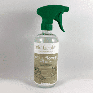 Nurturals Totally Floored Floor Cleaner, Made in Oregon